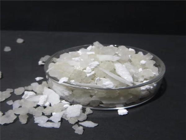 如何去除氯化镁片中的沉淀物
